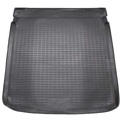 VW Passat CC 08-16 Rubber Boot Liner Tailored Fitted Black Floor Mat Protector