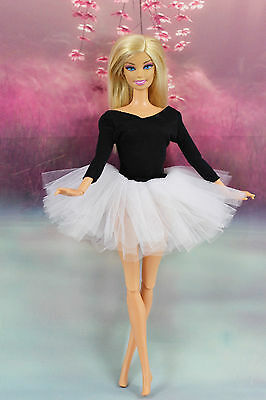 Fashion Handmade Ballet Dress/Clothes/Outfit For Barbie Doll L02WU