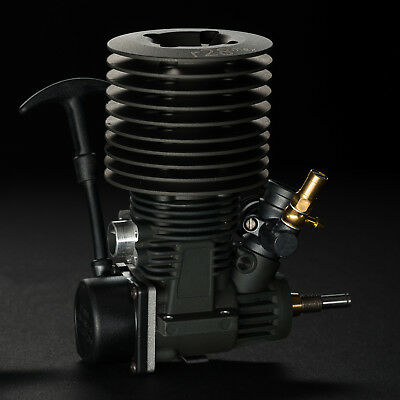 Nitromotor 28MAX 4.58 ccm  2.9 PS 2.13 kW für TRAXXAS FORCE Engine E-28R11 25000