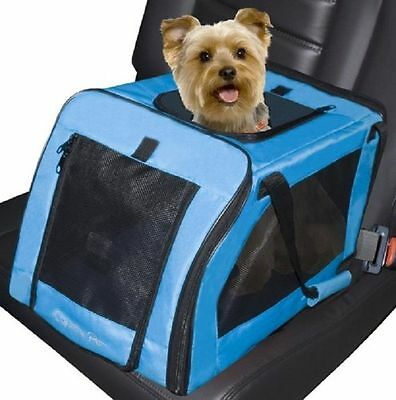 Brand New! Pet Gear Signature Pet Car Seat & Carrier for cats and dogs