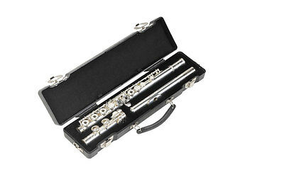 SKB Cases 1SKB-312 C Foot Flute Case W/ Neck & Mouthpiece Bags Lightweight New