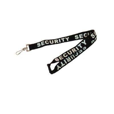 5 x Security Lanyard - Printed - Breakaway Section - NEW