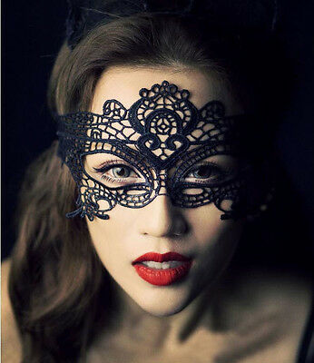 sexy eye party mask black butterfly masquerade christmas theatre lace masks