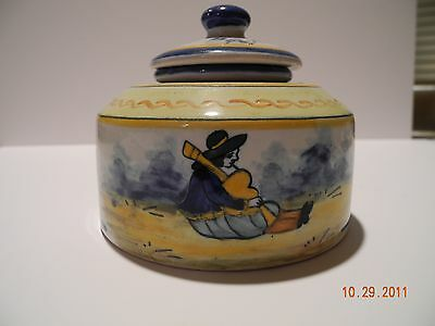 Quimper (HB) Inkwell