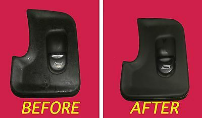 windows control pad button switch Alfa Romeo 147 GT CLEAN GUIDE