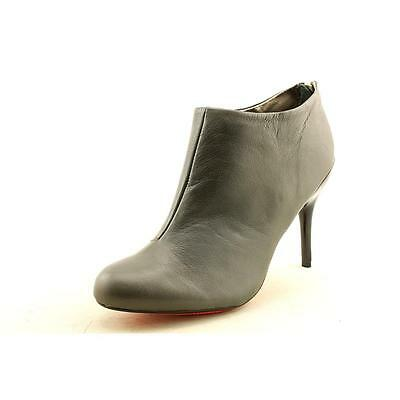 Kenneth Cole Reaction Joni Arc  Womens Size 8 Gray Leather Booties Shoes