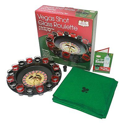 Shot Glass Roulette Drinking Game Game Time