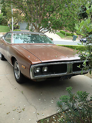 Dodge : Charger 2 door coupe 1973 dodge charger