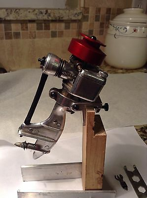 vintage water cooled .049 Atwood outboard Wen-Mac