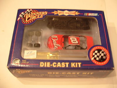 WINNERS CIRCLE DIE CAST KIT #8 DALE EARNHARDT JR. NASCAR 1/64 SCALE