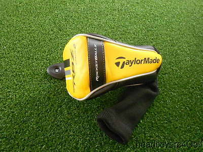 Taylormade Rocketballz Stage 2 2013  3  5  7 Fairway HeadcoverALSO FITS ON R9, R