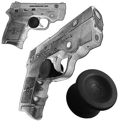 4 Pak Smith & Wesson Bodyguard Quick Release Micro Holster Trigger Stays (Black)