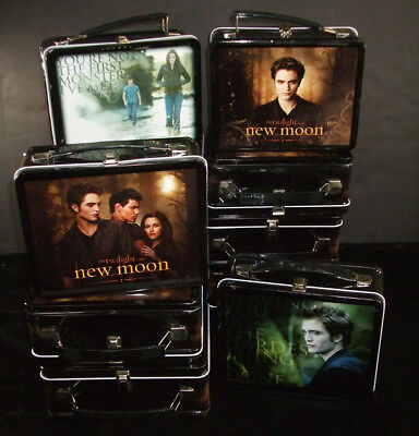 Case of 12 The Twilight Saga New Moon Lunch Boxes with Thermos