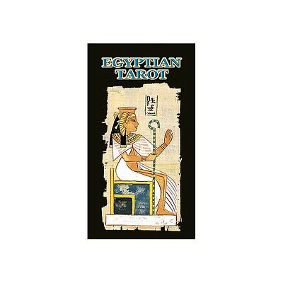 NEW Egyptian Tarot Deck Cards Lo Scarabeo