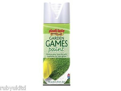Plastikote Garden Games Spray Paint Clearance Price 400ml, get ready for Summer!