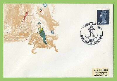GB 1970 Plymouth Navy Days Commemorative Cover BFPS 1131 Cancel