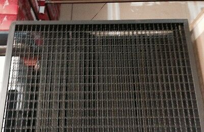 WireCrafters Wire Partitions Panels Pallet Racking Guarding Tool Storage Cages L