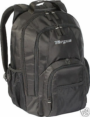 Targus TG-CVR600 Grove Notebook Backpack Padded Sleeve Side Pocket PVC BottomNWT