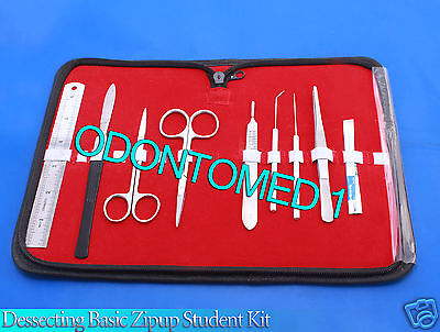 Dissecting Dissection Kit Set BASIC Student College Lab Teacher Choice -ODM-590