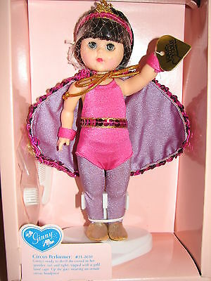 """#71-2650 VOGUE GINNY CIRCUS PERFORMER   8""""  DOLL MINT  ~ WONDERFUL GIFT"""