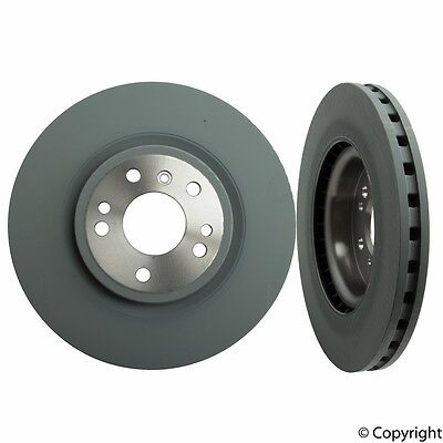 Disc Brake Rotor-Genuine Front WD EXPRESS 405 33144 001 fits 2012 Mercedes ML350