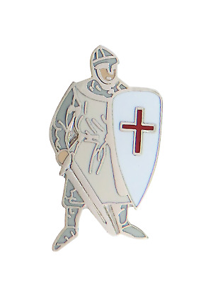 England St George Knight In Armour Small Pin Badge - P194