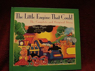 The Little Engine That Could by Watty Piper Classic Childrens Book 2002, HC NICE