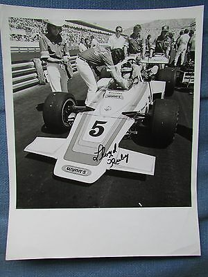 Lloyd Ruby AUTOGRAPHED Signed INDY 500 8X10 PHOTO