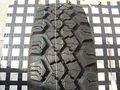 4 NEW TIRES 235 75 15 CENTENNIAL HI TRACTION MUD P235/75R15 EXTRA LOAD M&S 108Q