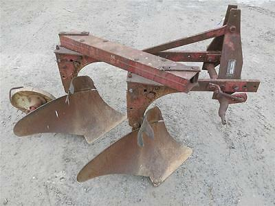 INTERNATIONAL HARVESTER 420 TWO BOTTOM 3PT PLOW FOR TRACTORS, HI CLEARANCE 85410