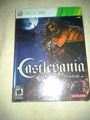 Castlevania: Lords of Shadow [Limited Edition]  Xbox SEALED!!!!