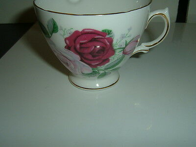 ROYAL VALE PINK & RED ROSE CUP ONLY