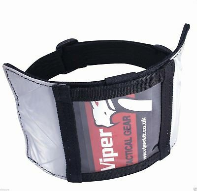 Viper Tactical Armband ID Security Card Holder Pass Badge Permit Neck Door New