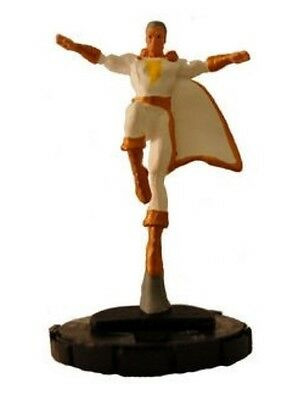 heroclix DC brave and the bold 045 THE WIZARD SHAZAM Rare w/ card