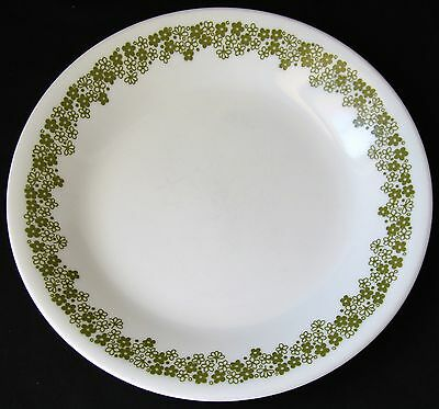 SET OF 6 VINTAGE CORELLE SPRING BLOSSOM CRAZY DAISY DINNER PLATES