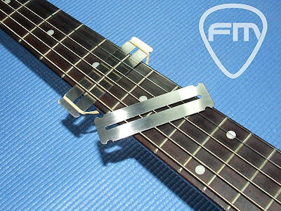 Set of 2 Fretboard Protector -Fingerboard Guards for Guitar & Bass- Luthier Tool