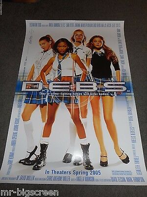 D.e.b.s. - Original Ds Rolled Advance Poster - 2004