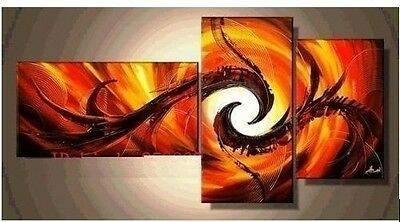 HUGE MODERN ABSTRACT WALL DECOR ART CANVAS OIL PAINTING CANVAS (NO framed)
