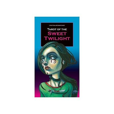 NEW Tarot of the Sweet Twilight Deck Cards Lo Scarabeo