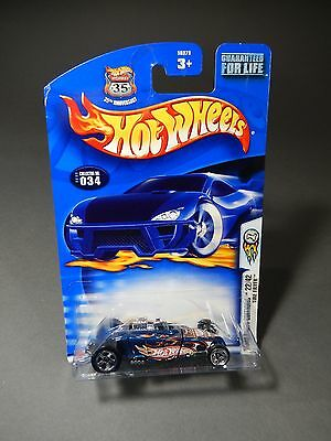 2003 Hot Wheels First Editions TIRE FRYER  #22 out of 42