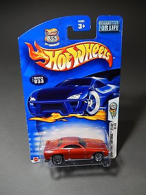 2003 Hot Wheels First Editions GT- 03  #21 out of 42