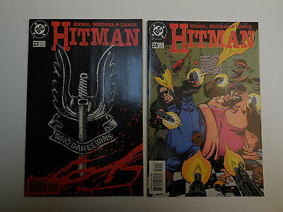 Hitman - Lot of 2 - 23 24 - Garth Ennis - DC Comics
