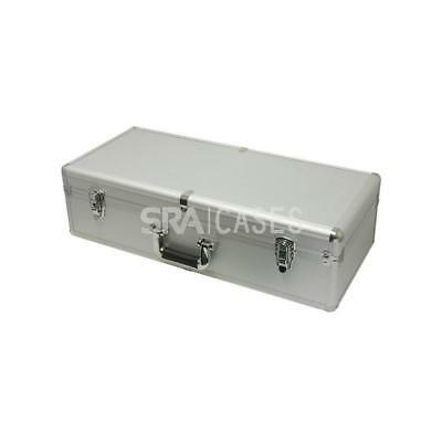 Aluminum Hard Case - 26.5 x 11.7 x 7.5 inches (680x300x190mm) Tool Box With Foam