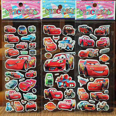 Cool Cars Adventure Wall Stickers Decor Decals for Kids Nursery Room Vinyl Art