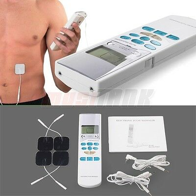 Electronic Pulse Massager Transcutaneous Electrical Nerve Stimulation f arm neck