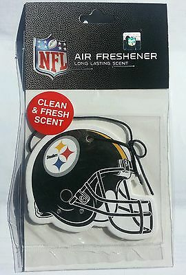 Official Licensed NFL Air Freshener Pittsburgh Steelers Ben Roethlisberger
