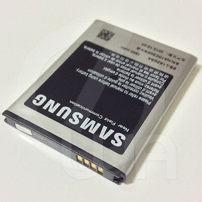 Genuine OEM Samsung EB-L1A2GBA Battery for Galaxy S2 S II 2 SGH-i777 AT&T NEW