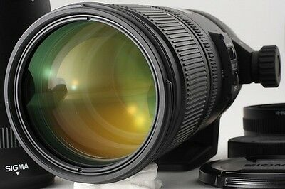 SIGMA 70-200mm F2.8 APO EX DG OS HSM for Nikon **Near Mint!!** From Japan #231