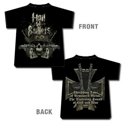 HAIL OF BULLETS - Hell And War (TS-S)
