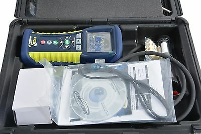 NEW! Bacharach PCA3 Portable Combustion Gas Analyzer 24-7320 - O2 CO